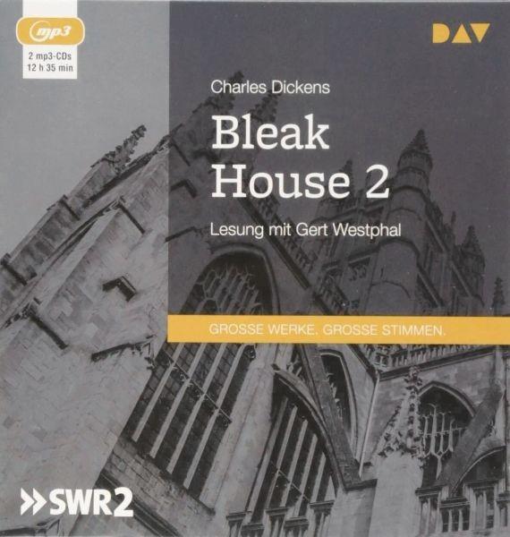 Dickens: Bleak House 2 (2mp3-CD)