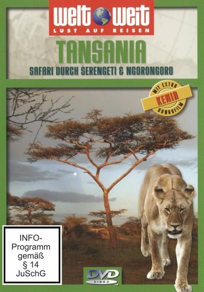 Tansania Safari-Serengeti (Bonus Kenia)