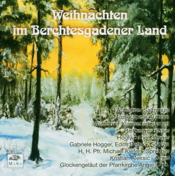 Weihnachten i.Berchtesgadener Land