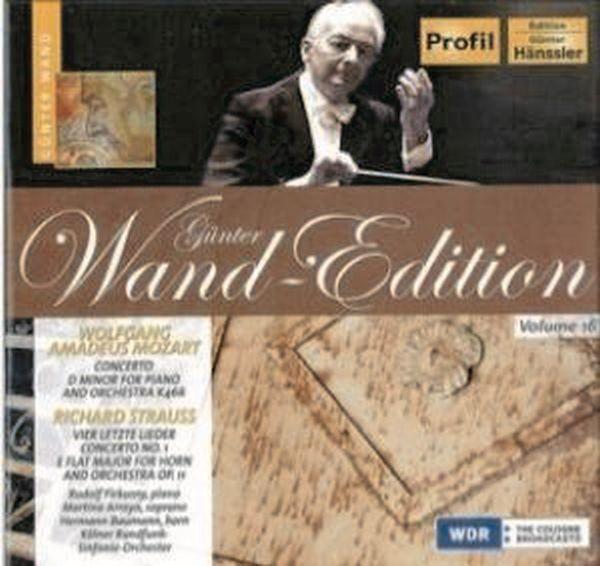 Mozart/Strauss: Klavierkonzert/Vier Letzte Lieder