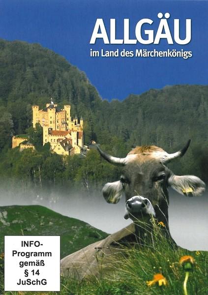 Allgäu-im Land des Märchenkönig