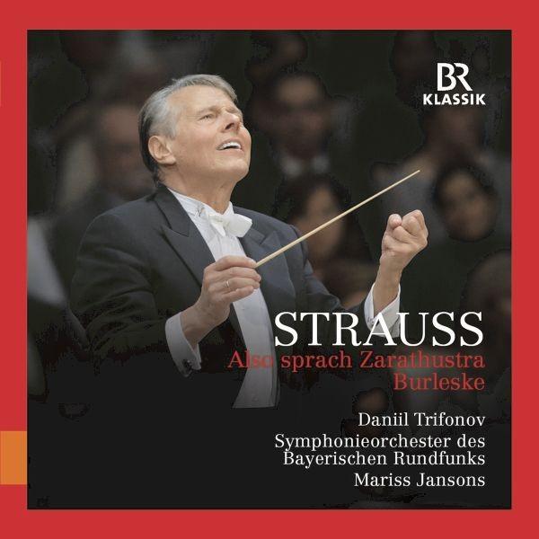 Strauss: Also sprach Zarathustra/Burleske