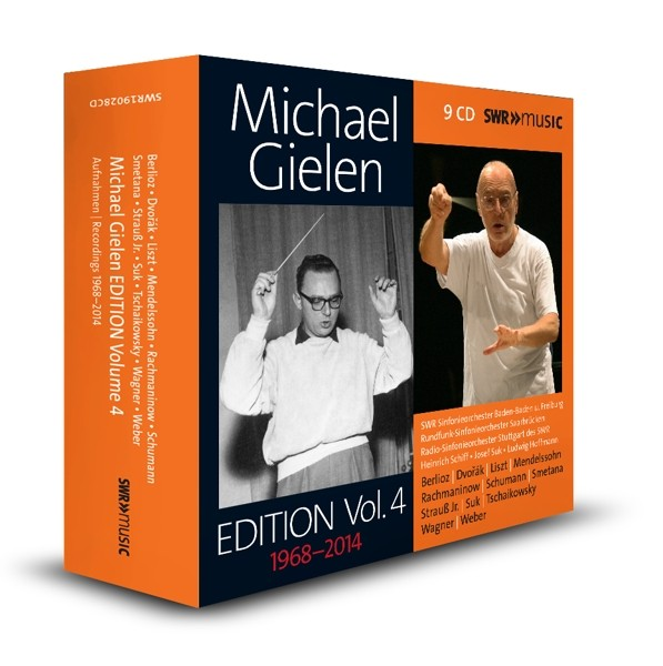 Michael Gielen Edition,Vol.4