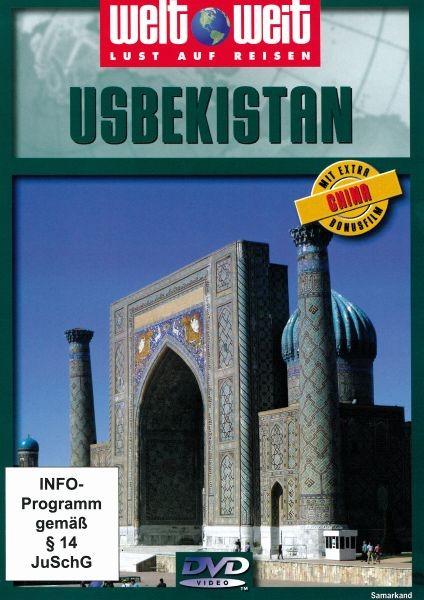 Usbekistan ( Bonus China)