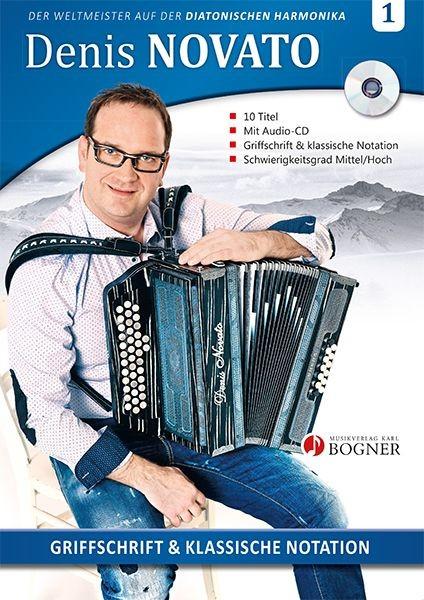 Griff-und Notenschrift Harmonika/Akk.