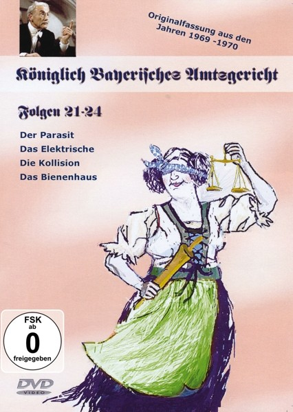 Folgen 21-24,Königlich Bayr.Amtsgericht
