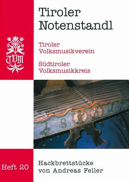 Heft 20 - Hackbrettstücke von Andreas Feller