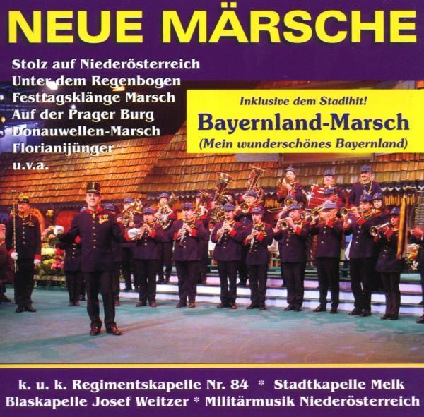 Bayernland-Marsch/Neue Märsche