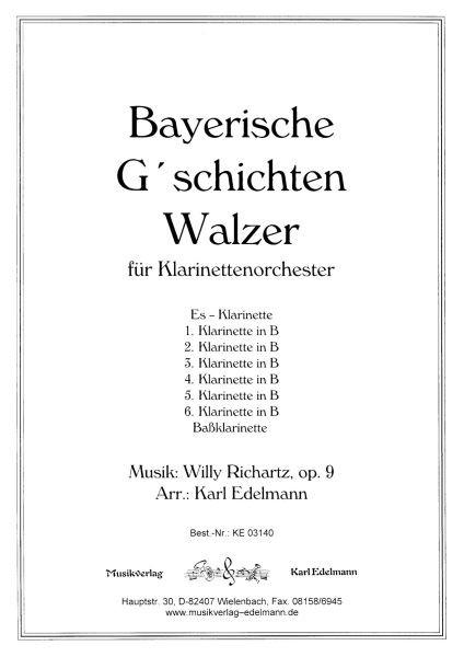 Bayerische G`schichten - Walzer