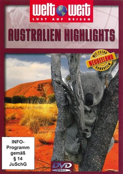 Australien Highlights (Bonus Neuseeland)