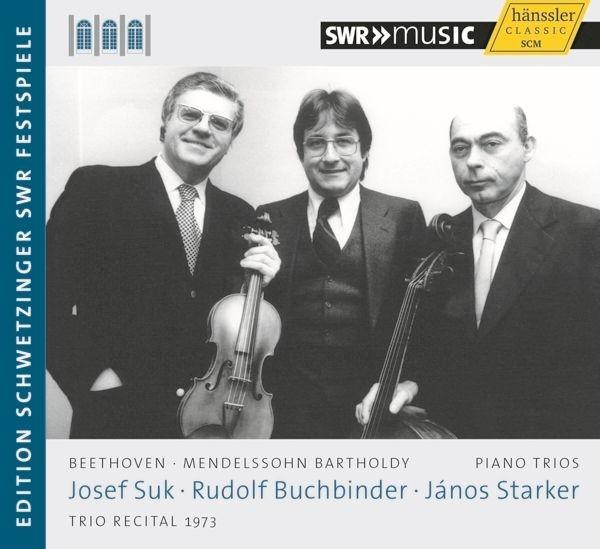 Beethoven/Mendelssohn: Trio Recital