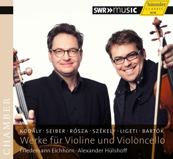 Werke für Violine und Violoncello
