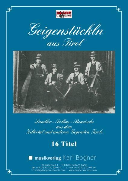 Geigenstückln aus Tirol