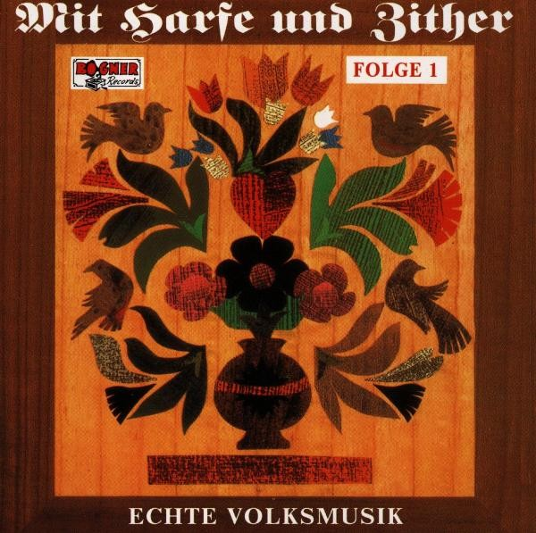 Mit Harfe Und Zither