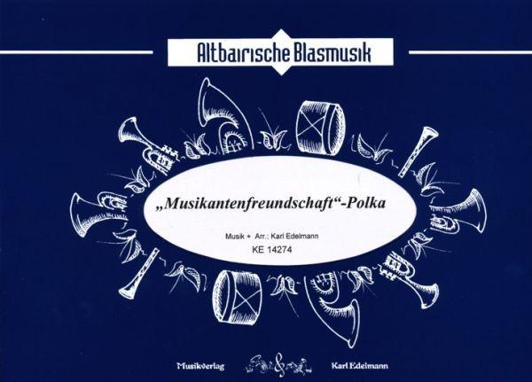 'Musikantenfreundschaft' - Polka
