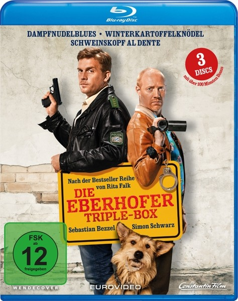 Die Eberhofer-Triple Box (Blu-ray)