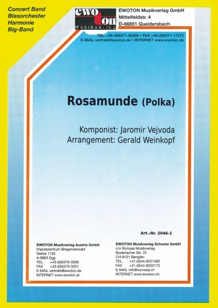 Rosamunde (Polka)