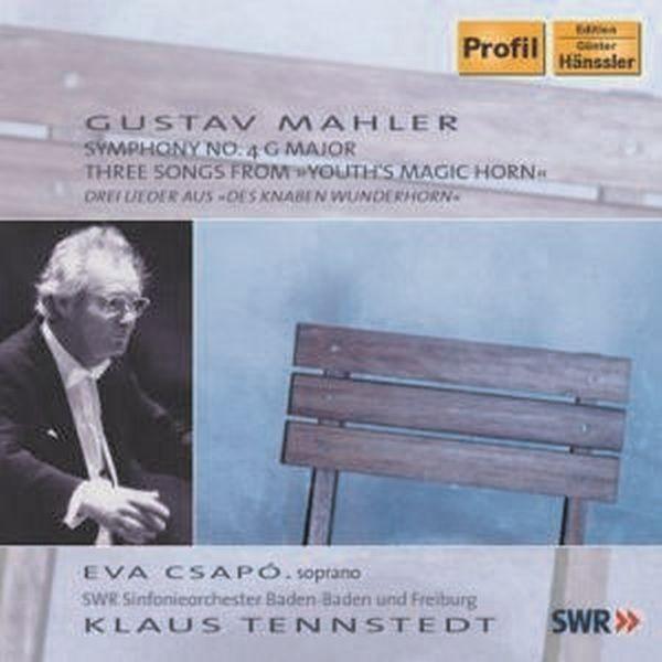 Mahler: Drei Lieder Aus Des Knaben Wunderhorn