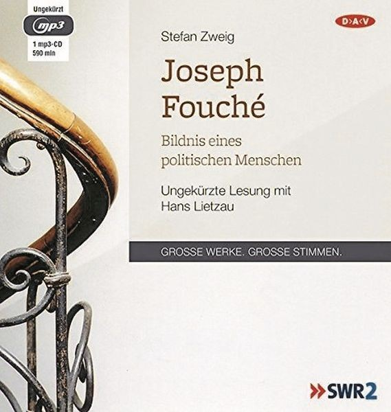 Zweig: Joseph Fouché (1mp3-CD)