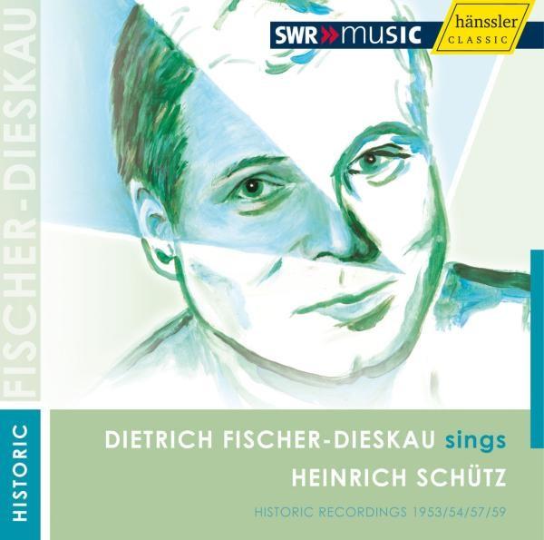 Fischer-Dieskau singt Schütz