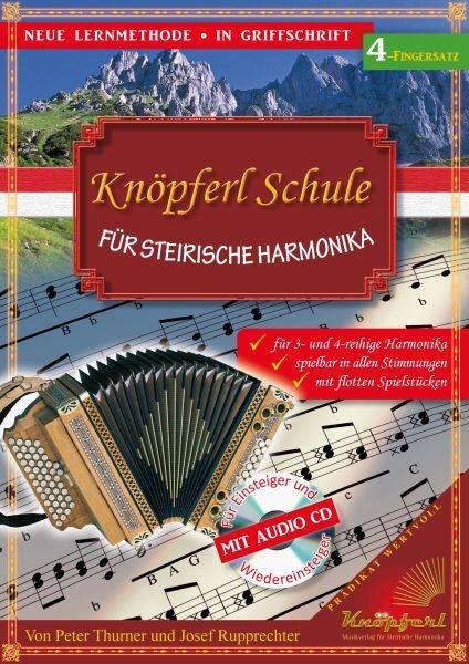 Knöpferl-Schule 4 FS mit CD