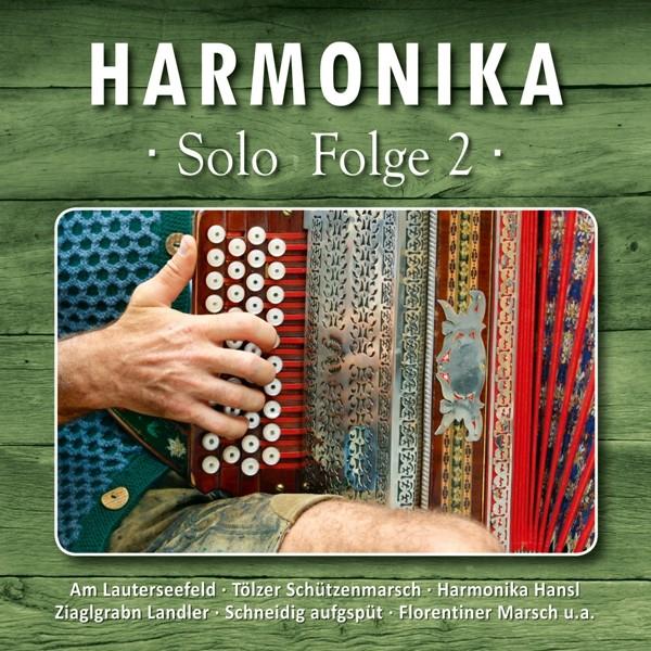 Harmonika-Solo Folge 2