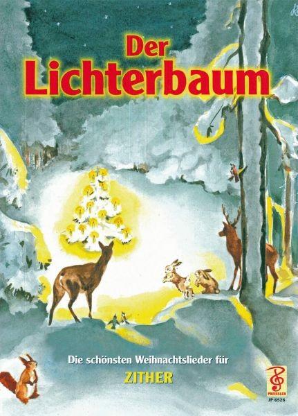 Der Lichterbaum - Zither