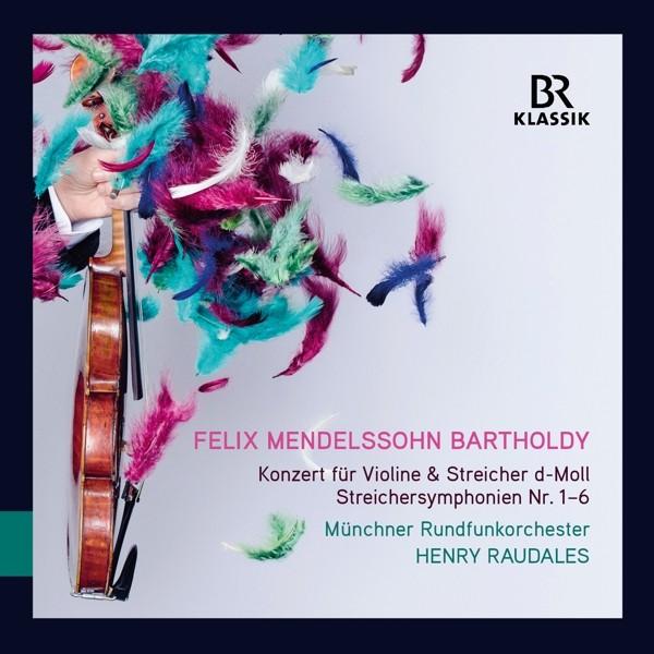 Konzert für Violine & Streicher d-moll