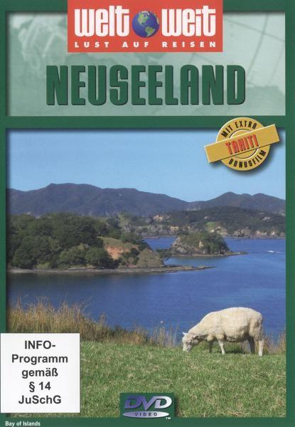 Neuseeland-Der Norden (Bonus Tahiti)