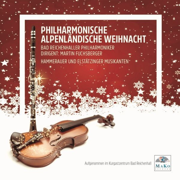 Philharmonische Alpenländische Weihnacht