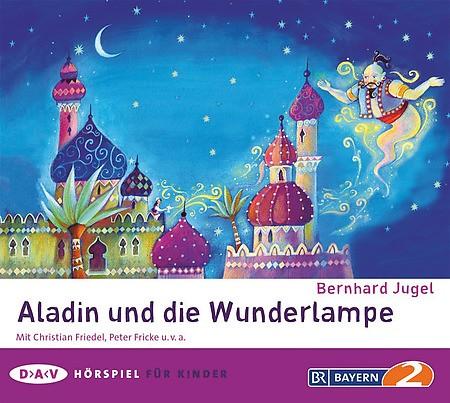 Jugel: Aladin und die Wunderlampe