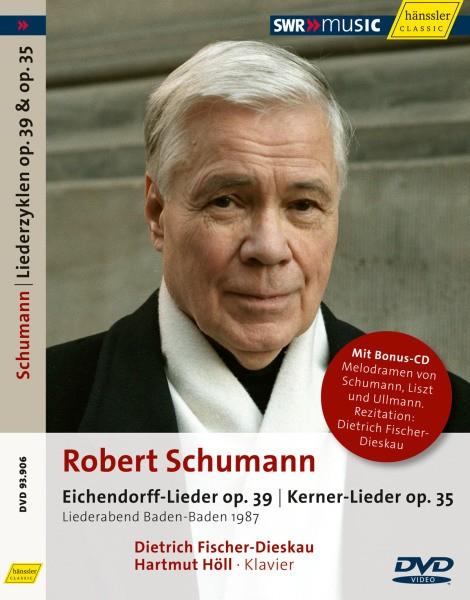 Schumann: Eichendorff-Lieder/Kerner-Lieder