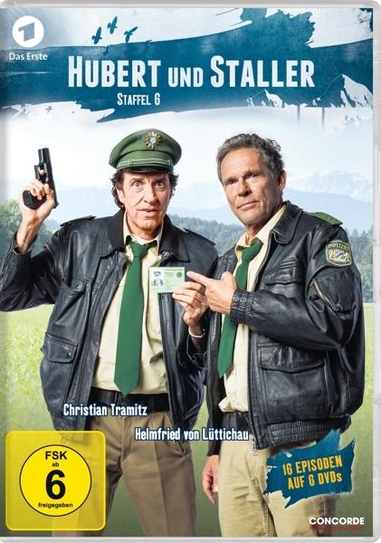 Hubert und Staller-Staffel 6 (DVD)