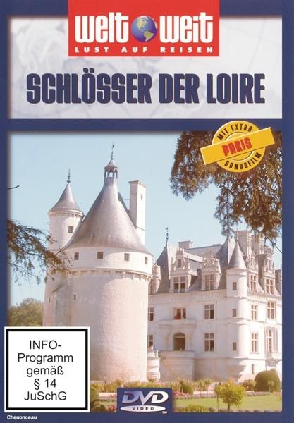 Schlösser der Loire (Bonus Paris)