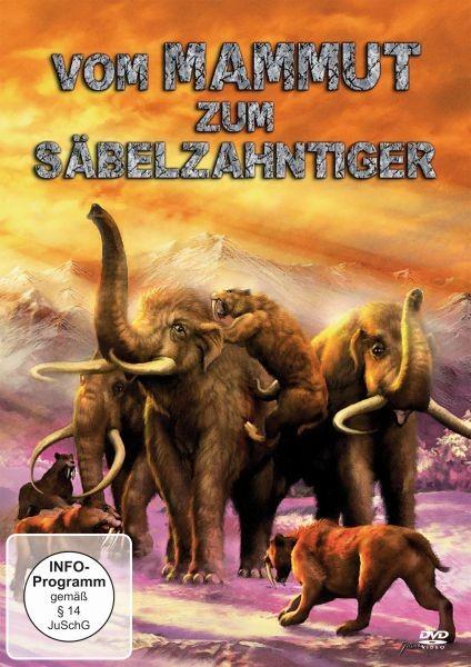 Vom Mammut zum Säbelzahntiger