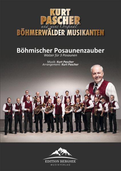 Böhmischer Posaunenzauber - Walzer für 3 Posaunen