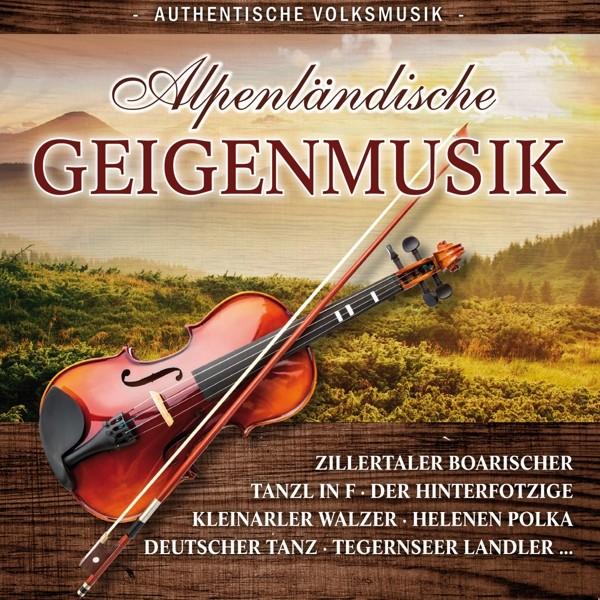 Alpenländische Geigenmusik
