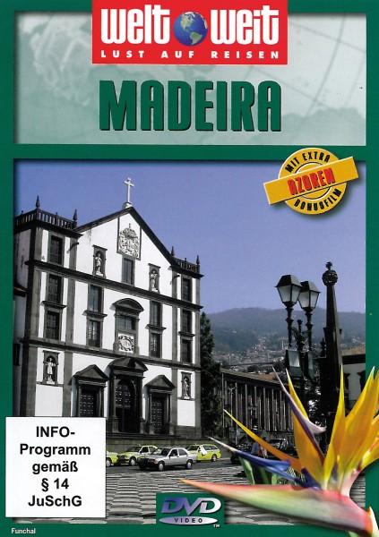 Madeira (Bonus Azoren)