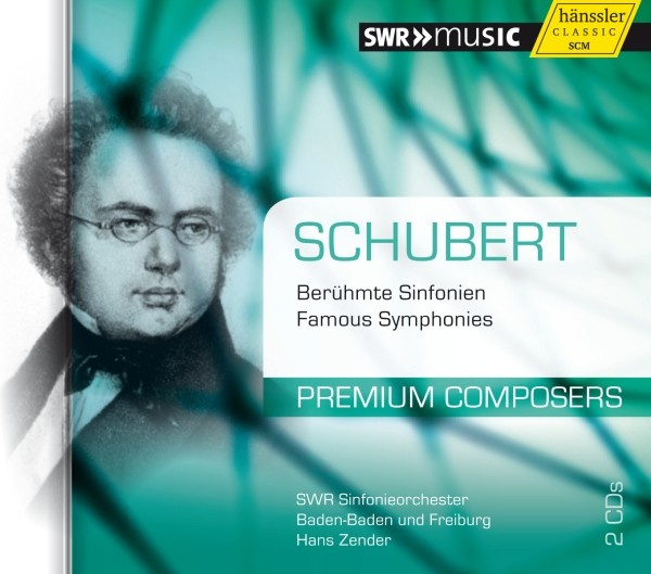 Schubert: Premium Composers
