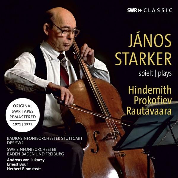 Janos Starker spielt Hindemith,Prokofieff