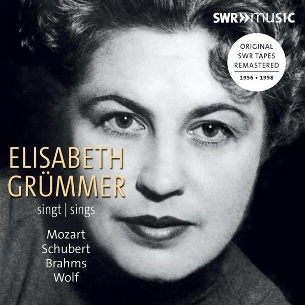 Elisabeth Grümmer singt...