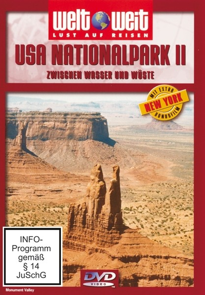 USA-Nationalparks 2 (Bonus New York)