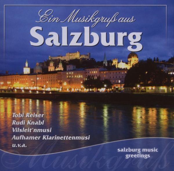 Ein Musikgruß aus Salzburg