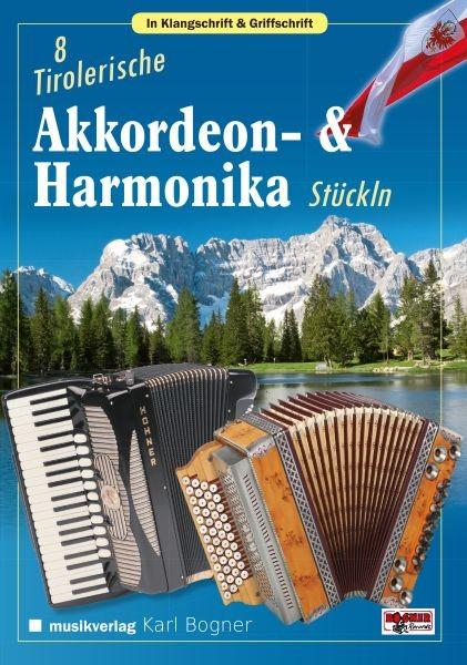 Tirolerische Akkordeon & Harmonika Stückln