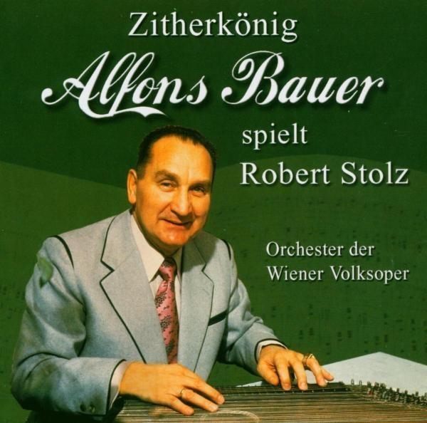 A.Bauer spielt Robert Stolz