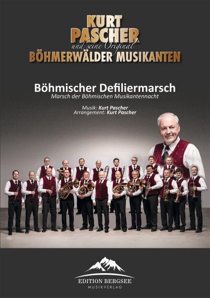 Böhmischer Defiliermarsch - Marsch der Böhmischen Musikantennacht