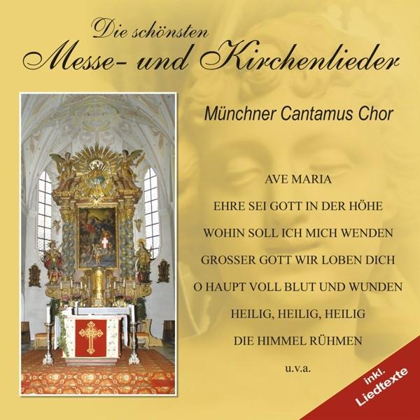 Die schönsten Messe-und Kirchenlieder