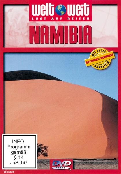 Namibia 2 (Bonus Botswana-Okawango)