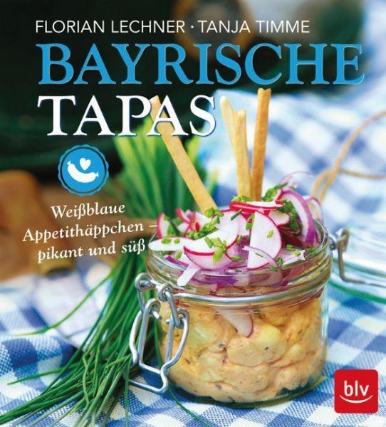 Bayrische Tapas - Weißblaue Appetithäppchen
