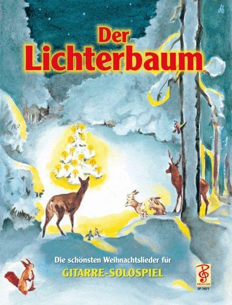 Der Lichterbaum - für Gitarre-Solospiel
